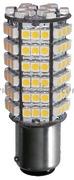 Accessori Nautica Lampadina LED 12/24 V BA15D 4 W 400 lm  [1444313]