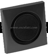 Accessori Nautica Interruttore singolo nero/nero  [1448611]