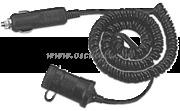Accessori Nautica Cordone di prolunga spiralato tipo accendisigari  [1450700]<br/><font color=#962308>Quantità Minima: 2 pezzi (7.61€ al p.zo) </font>