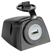 Accessori Nautica Presa USB con carenatura per fissaggio su piano  [1451603]