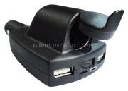 Accessori Nautica Adattatore doppio USB + micro USB + corrente 8 A  [1451712]