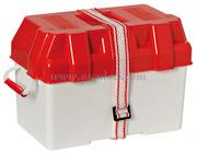 Accessori NauticiPortabatteria bianco\rosso per batterie massimo A·h 100