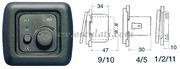 Accessori Nautica Dimmer 40 W grigio  [1465402]