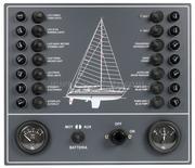 Accessori Nautica Pannello elettrico a fusibili per barca a vela  [1480801]