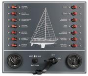Accessori Nautica Pannello a magnetotermici per barca a vela  [1480901]