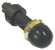 Accessori Nautica Pulsante stagno nero in ottone   [1491000NE]<br/><font color=#962308>Quantità Minima: 2 pezzi (7.17€ al p.zo) </font>