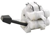 Pompa a pedale per lavello