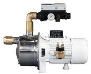 Autoclave CEM per distribuzione acqua su grossi scafi da 12 Volt Versione B: con controllo elettronico del flusso dell'acqua