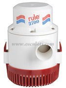 Maxi pompa RULE 3700 e 4000 ad immersione