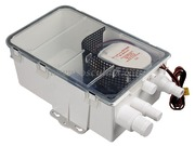 Pozzetto raccolta acque grigie, completo di pompa automatica Europump Auto