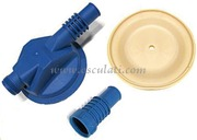 Pompa WHALE Gulper 320 per scarico doccia e acque nere
