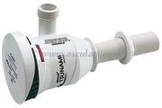 Pompa elettrica ATTWOOD per aerazione e ricircolo acqua nelle vasche dei pesci e delle esche