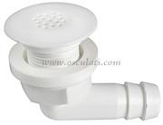 Accessori Nautica Scarico per doccia 19 mm con filtro  [1739990]<br/><font color=#962308>Quantità Minima: 2 pezzi (7.37€ al p.zo) </font>