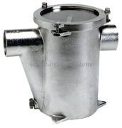 """Accessori Nautica Filtro acqua inox 3/4"""" conforme RINA  [1765302]"""