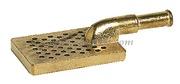 Accessori Nautica Succhiarola ottone gigante  [1770901]<br/><font color=#962308>Quantità Minima: 2 pezzi (6.03€ al p.zo) </font>