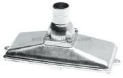Accessori Nautica Succhiarola inox diamatro 25 mm verticale  [1771625]