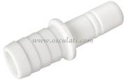 Raccordo cilindrico dritto per tubo 20 mm