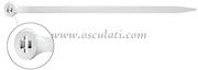Fascetta 2-Lock ® con chiusura in acciaio inox AISI 316