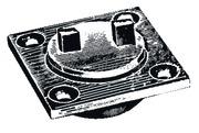 Accessori Nautica Tappo scarico nylon 20 mm  [1817350]