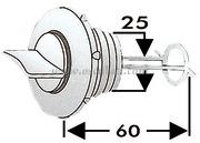 Accessori Nautica Tappo scarico nylon 25 mm  [1834610]