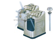 Tanica carburante inox 20 l