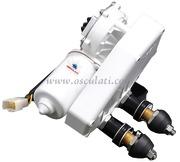 Motore serie 70 W per bracci e spazzole max 800 mm