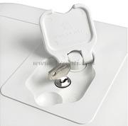 Accessori Nautica Kit serratura per portelli  [2009300]<br/><font color=#962308>Quantità Minima: 2 pezzi (6.12€ al p.zo) </font>