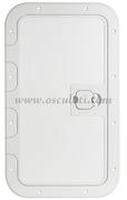 Accessori Nautica Portello esterno bianco 350 x 600 mm  [2030200]