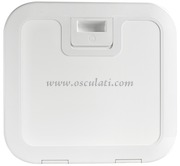 Accessori Nautica Portello Push Pull bianco 400 x 375 mm  [2030500]