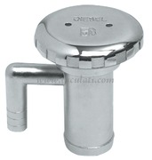 Accessori Nautica Tappo inox con sfiato Water 38 mm  [2056502]