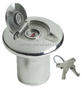 Accessori Nautica Tappo inox Fuel 50 mm RINA  [2056821]