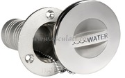 Accessori Nautica Tappo inox a filo Water 38 mm  [2086623]