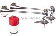 Tromba FIAMM con compressore - 12 Volt