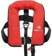 Accessori Nautici - Giubbotto autogonfiabile baby 150 N di colore Rosso