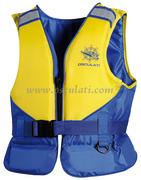 Aiuto al galleggiamento AQUA SAILOR  50N (EN ISO 12402-5) <span style=background-color:#ffff00>Ragazzi da 25 a 40 kg</span>