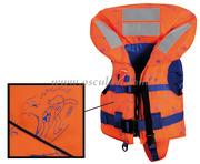 Giubbotto di salvataggio SV-150  150N (EN ISO 12402-3)<span style=background-color:#ffff00> Bambino taglia fino a 15 Kg</span>
