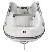 Tender Osculati carena V in VTR 2,20 m 4 CV 2 posti - 22.640.22 Osculati accessori