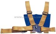 Cinture di sicurezza Euro Harness - Taglia: adulti oltre 50 kg