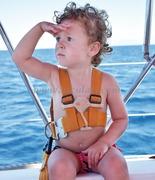 Cinture di sicurezza per bambini - Taglia: Junior (torace massimo cm 90)