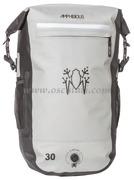 Zaino stagno leggero e confortevole AMPHIBIOUS Overland light - GRIGIO + NERO