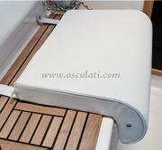 Cuscino Bedflex con seduta universale Bianco