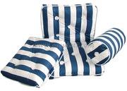 Cuscino in cotone blu e bianco  [2443014]Accessori Nautici