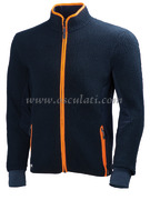 Helly Hansen Chelsea Evo pile jacket navy S  - 24.510.01 Osculati accessori