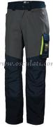 Helly Hansen Aker Work pant navy/grigio Tg. 48  - 24.511.02 Osculati accessori
