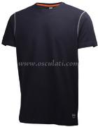 HH Oxfort T-shirt navy M  - 24.516.02 Osculati accessori