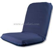 Comfort Seat, cuscino e sedia autoreggente  Blu scuro