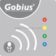 Sistema di misurazione livello serbatoio GOBIUS Classic, con ricezione del segnale sul pannello in dotazione