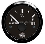 Accessori Nautica Indicatore livello acqua 240/33 Ohm nero/nera  [2732003]