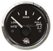 Accessori Nautica Indicatore acque nere 10/180 Ohm nero/lucida  [2732105]