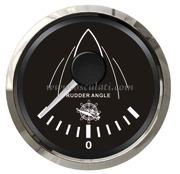 Accessori Nautica Indicatore angolo di barra nero/lucida  [2732117]